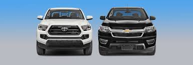 100 Should I Buy A Car Or Truck Chevrolet Colorado Vs Toyota Tacoma Which You