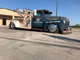100 Self Loader Tow Truck Great 1953 Chevrolet Other Pickups 1953 Chevy Wrecker Tow Truck Rat