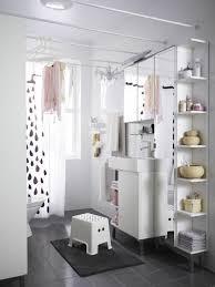 einrichtungsideen zum platzsparen das badezimmer