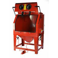 Abrasive Blast Cabinet Vacuum by Sandblast Cabinets Woodstock Ontario Industrial Reddog 990l