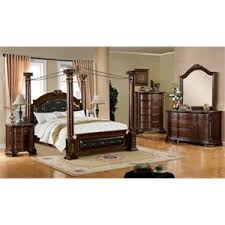 Cymax Bedroom Sets by Furniture Of America Luxon Collection Cymax Stores