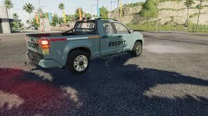 100 Truck 2014 Pickup Edit V2000 FS19 Farming Simulator 19