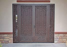 Custom Security Screen Door by First Impression Security Doors