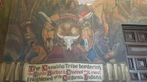 Santa Barbara Courthouse Mural Room by Send Us Your Government Approved Murals
