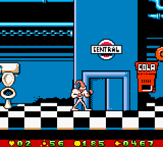 Earthworm Jim: Menace 2 The Galaxy – The Video Game Soda Machine Project