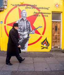 Joe Strummer Mural Portobello Road by The World U0027s Best Photos Of Joestrummer And London Flickr Hive Mind