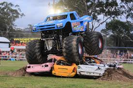 100 Revenge Trucks Monster Regional Australia Bank The Show Newcastle And Hunter
