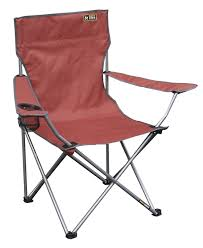 Camp Chair With Footrest by Camping Chairs Merica Red Folding Quad Camp Chair Camping