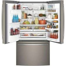 48 Cabinet Depth Refrigerator by Slate Refrigerators Appliances The Home Depot