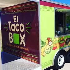 100 Food Truck Dc Tracker The Taco Box Oklahoma City S Roaming Hunger