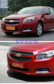 100 2011 Malibu Parts US 494 5 OFFHigh Quality Tuning Daytime Running Lights Fog Lights Modified Highlights For Chevrolet 2015in Car Light Assembly