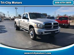 100 Dodge Trucks For Sale In Ky Ram 3500 Truck For In Somerset KY 42503 Autotrader