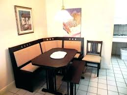 Dining Room Booth Seating Table Kitchen With Storage Home