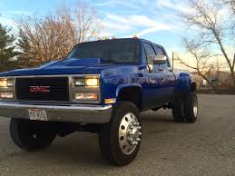 Gmc 1 Ton For Sale Beautiful 1990 Gmc K3500 K30 4×4 Dually 1 Ton ...