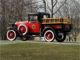 100 31 Ford Truck 19 Model A Fire Chief For Sale ClassicCarscom CC