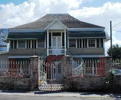 Right A Colonial House In East Street Kingston