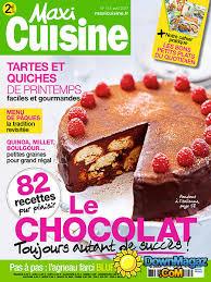 recettes maxi cuisine maxi cuisine avril 2017 no 115 pdf magazines