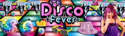 décoration disco ées 70