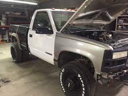Short Box Dually 4x4 97 Chevy - Great Lakes 4x4. The Largest ... Pickup 1997 Chevy 1500 Truck Old Photos 9598 Prunner Fiberglass Fenders Baja Pinterest Road 97 Accsories Bozbuz Silverado Lowered Youtube Forums Classifieds Fs 3500 Dually Turbo Diesel Starr Hid Usa Ck 881998 Headlights Starr Chevy K1500 Ls Swapped Carsponsorscom