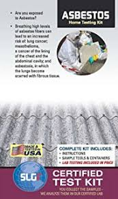 amazon com pro lab asbestos do it yourself test kit as108 home