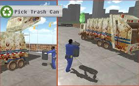 Garbage Dumper Truck Driver 3D   1mobile.com