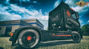 100 Knight Rider Truck Skin For MercedesBenz MP4 V10 By DafDriver 128x