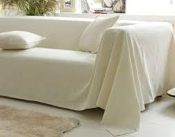 plaid pour recouvrir canapé plaid et jetés piqué de coton becquet