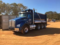 100 Kenworth Dump Truck 2015 T880 ForesTree