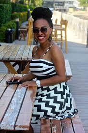 spaghetti strap black and white striped short summer casual dress