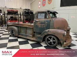 100 52 Chevy Truck For Sale 19 Chevrolet For ClassicCarscom CC1183060