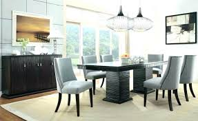 Modern Design Round Dining Table Room Chairs Contemporary Extendable Ideas Magnificent Delightful Furniture Sets Cool Tables