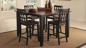 5 Piece Counter Height Dining Room Sets by Somerset Counter Height Dining Set Video Gallery