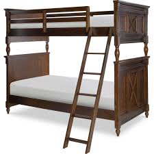 buy the legacy classic kids big sur bixby bunk bed twin over twin