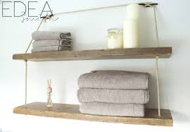Floating Shelves Were A Little Too Plain And I Dont Particularly Like Brackets We Looked Into Using Industrial Pipe But By The Power Or Pinterest
