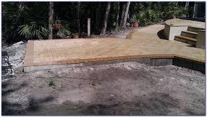 16x16 Patio Pavers Menards by Install Patio Pavers On Concrete Patios Home Decorating Ideas
