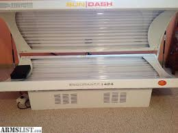 armslist for sale trade sun dash endurance tanning bed