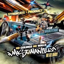 lil wayne no ceilings no walls 2 mixtape wall