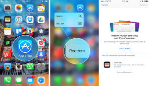 3D Touch tips Redeem iTunes and App Store t cards faster