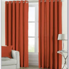 Target Orange Window Curtains by Decor Beautiful Curtains Target For Home Interior Window