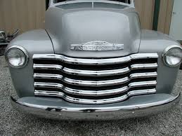 100 52 Chevy Truck Classic Parts