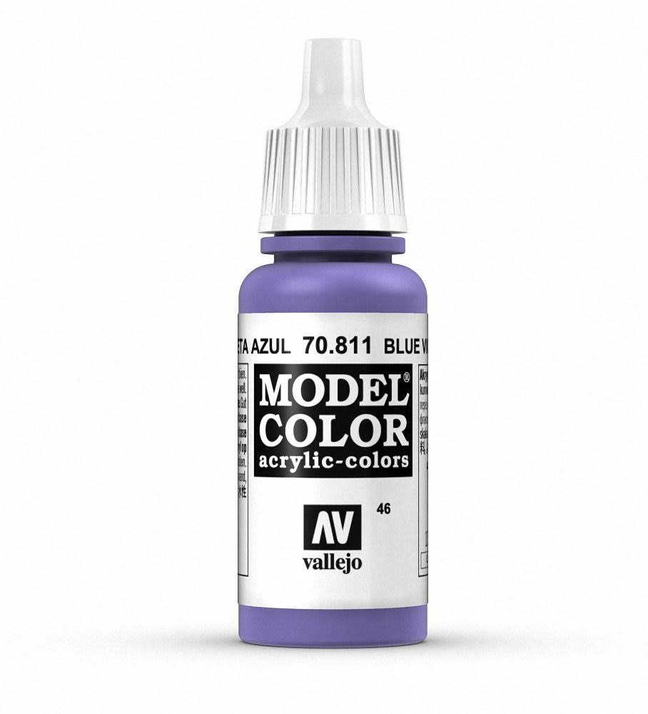 Vallejo Model Color Paint - #46 Blue Violet