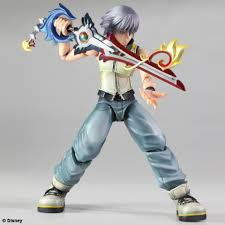 Sora Halloween Town Figure by Kingdom Hearts Ii Riku Play Arts Kai Action Figure Portland