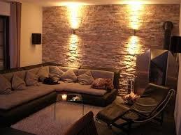 design wohnung wände wie eine steinmauer aussehen lassen