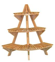 Decoration Winsome Appealing Wood Triangle American Furniture
