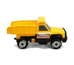 Funrise Tonka Steel Trucks Construction Durable Classic Building ...