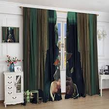 decorative curtains wars the last jedi for