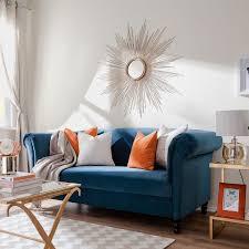 sofa aviva türkis webstoff