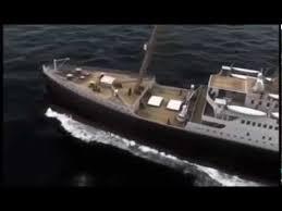 r m s titanic sleeping sun youtube