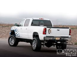 100 2006 Chevy Truck Silverado 2500HD Pro Comp 6Inch Lift Kit 8Lug Magazine