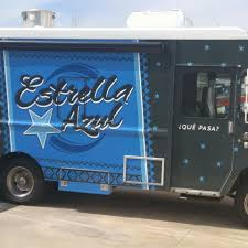 Estrella Azul   Food Trucks In Mission KS Beauty Of The Bistro Food Trucks Kansas City Luxury S Inaugural Jazz And Rex Harris On Truck And Park Truck Wrap Ssaacc Rev2 Vehicle Wraps Blog Kc Royals Stadium Embraces For Salty Iguana Built By Apex Napkins A Rag Port Fonda Taco Tweets Where To Find Citys Coolest Out Eat In Kc Find New Food Trucks Offering Grilled Cheese Ice Cream Events Spotlight Making Most Fall Dani Beyer Cheesy Street Roaming Hunger Best Image Kusaboshicom
